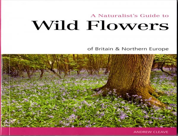 Special Wildflower Identification Book Offer