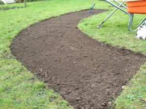 Ready for wildflower planting